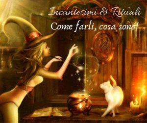 Creazione incantesimi e rituali